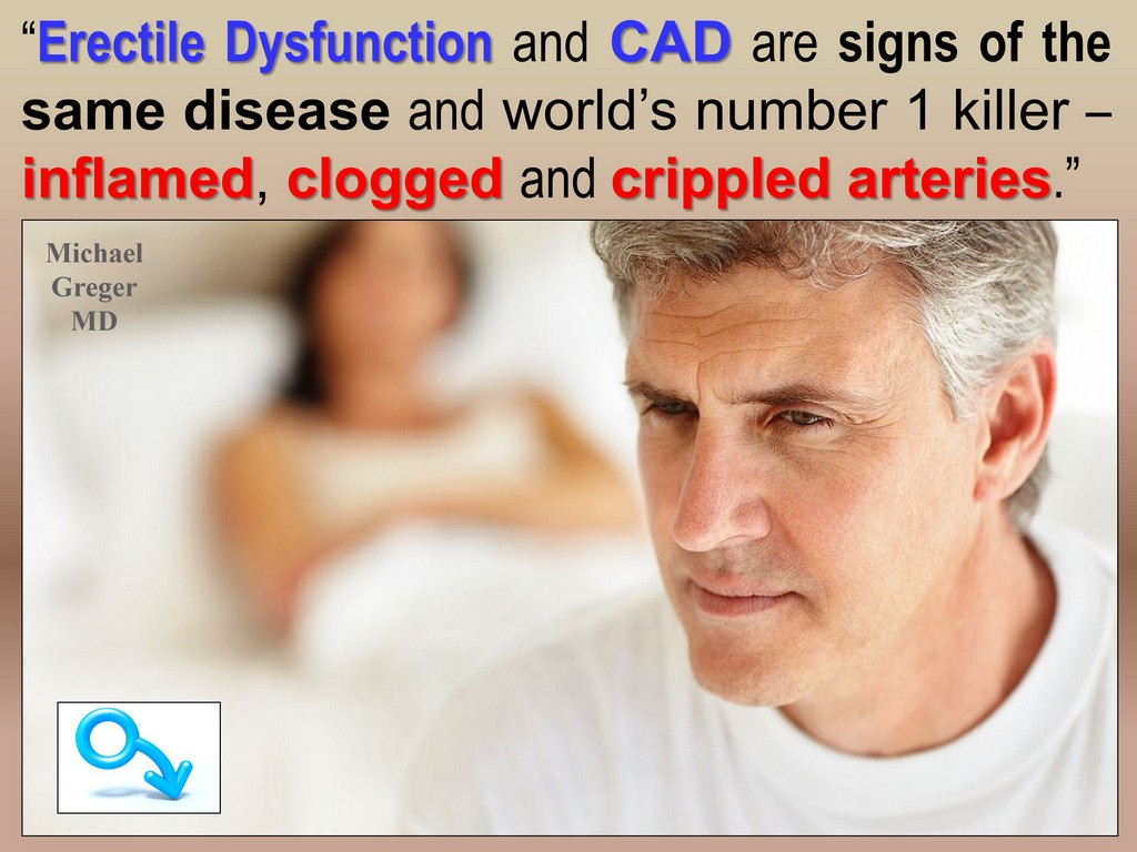Erectile Disfunction CAUSED BY CLOGGED WITH CHOLESTEROL ARTERIES