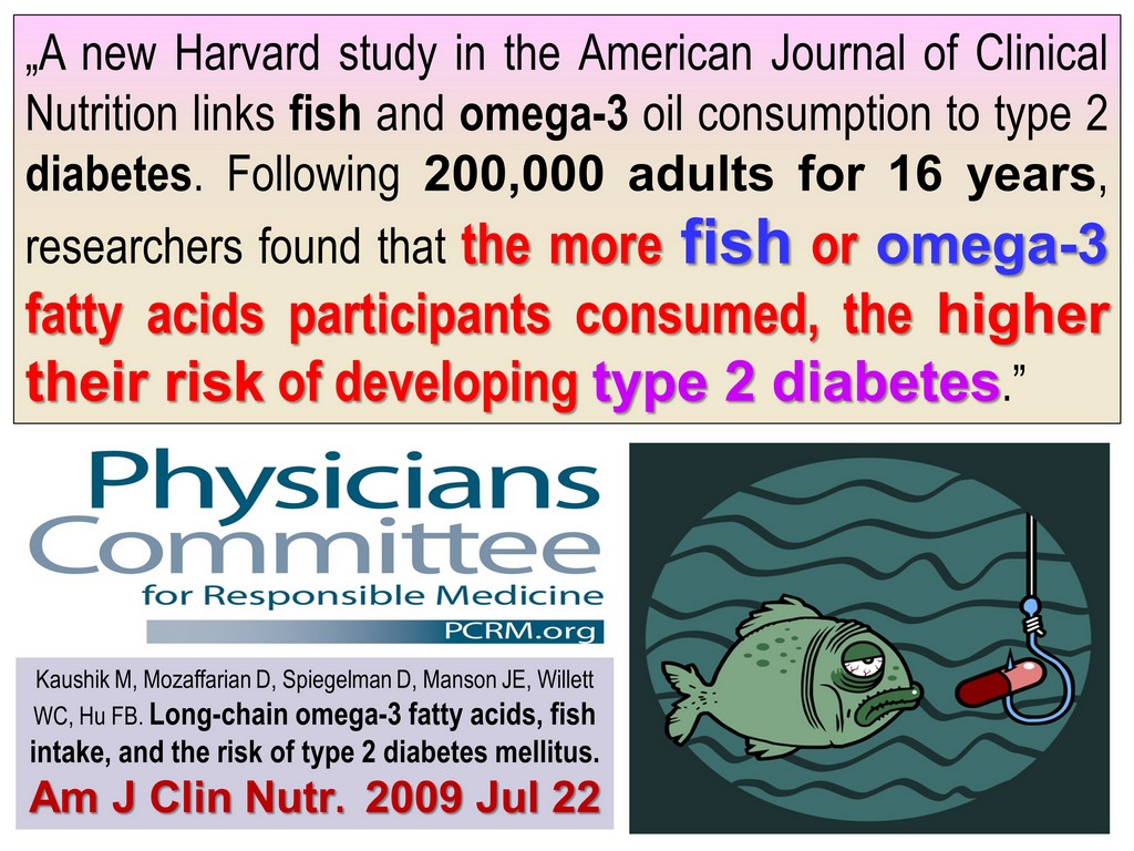 Reversing type 2 diabetes for Fish oil and diabetes