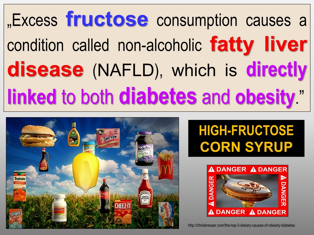 obesity diabetes and high fructose corn A princeton university research team has to high-fructose corn syrup gained between the consumption of high-fructose corn syrup and obesity.
