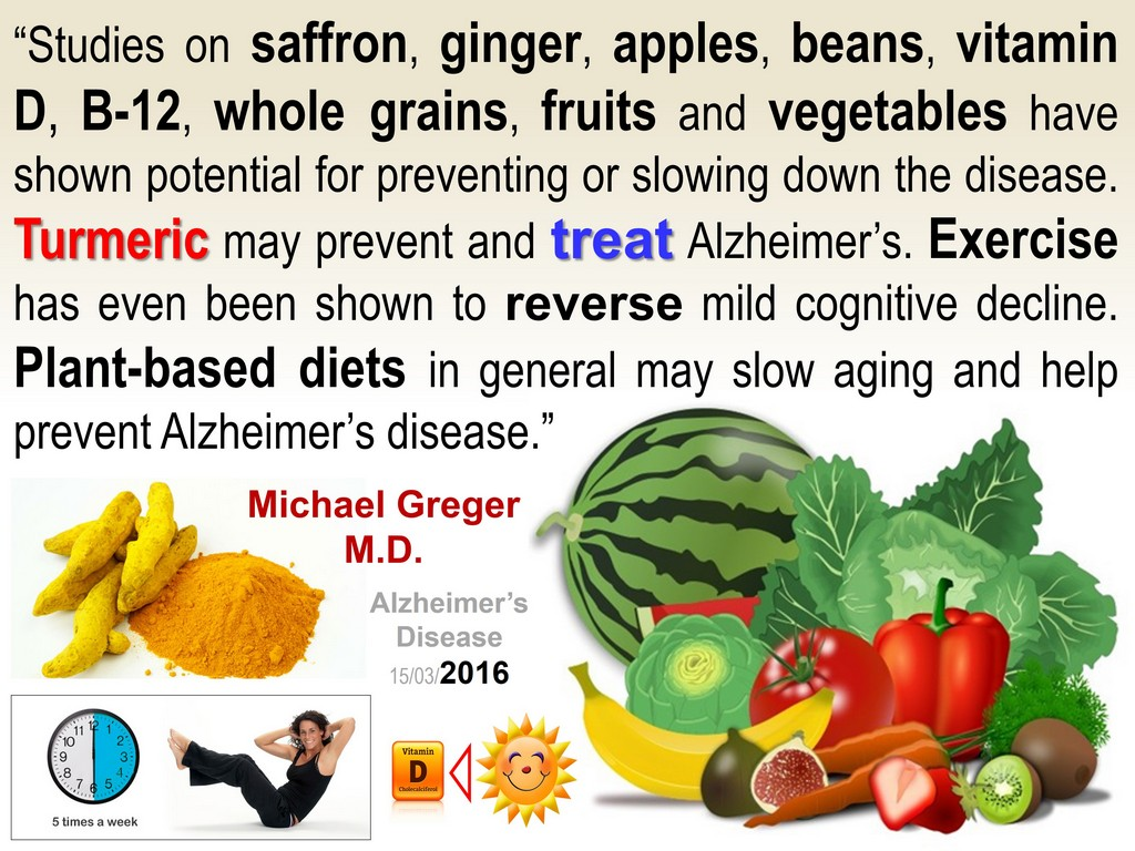 Alzheimer's recovery natural remedies