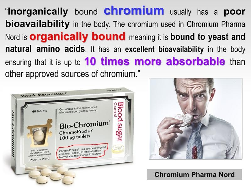 sugar cravings chromium deficiency best chromium