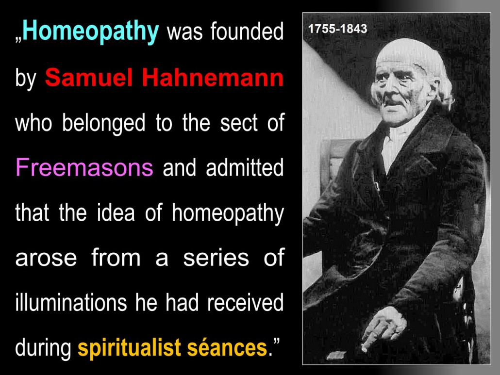 Homeopathy & New Age Medicine