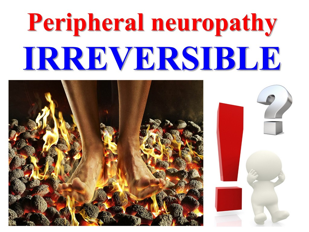 PERIPHERAL NEUROPATHY CURES