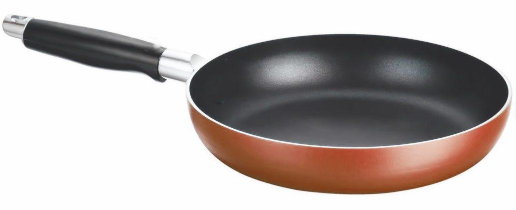 Use ceramic cookware instead of teflon!