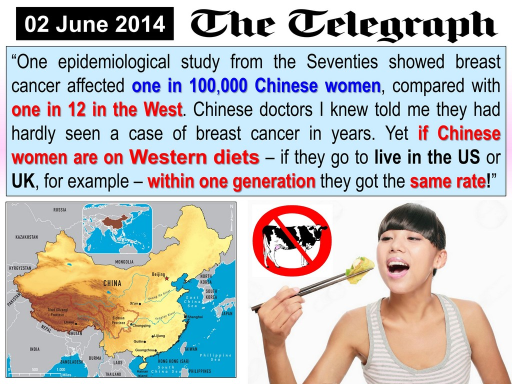 China Tofu and Breast Cancer (Truth)