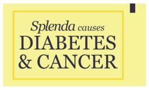 SPLENDA DEATH, Good & bad sweeteners and sugar substitutes