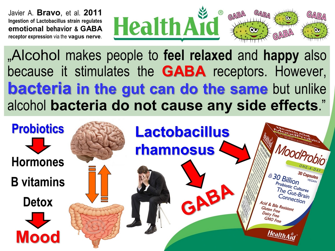SHOCKING HEALTH BENEFITS OF PROBIOTIC BACTERIA