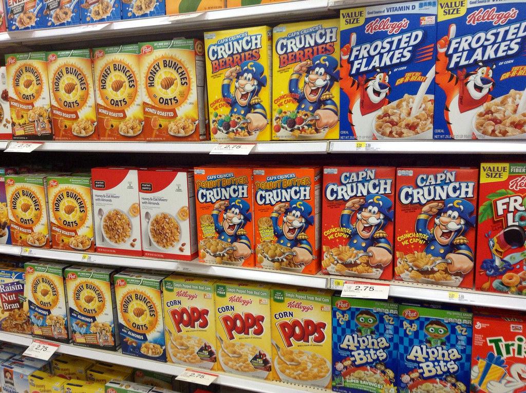 Breakfast-Cereal Swindle