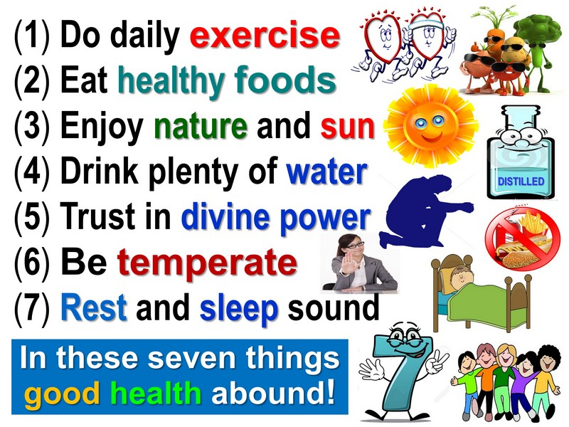 HEALTH RECOVERY PLAN