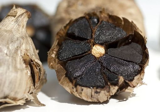 black garlic aged garlic amazing